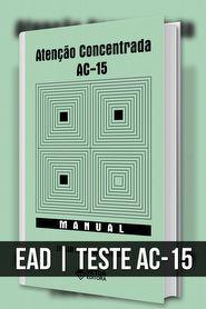 Curso EAD Teste AC-15