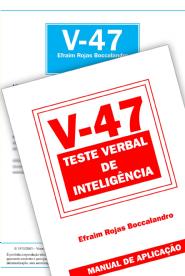 Coleção V-47 - Teste Verbal de Inteligência